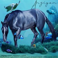 HEE Horse Avatar - H Anziyan by WildWillowHEE