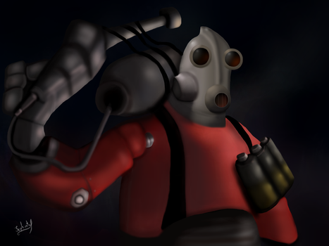 pyro by lephista