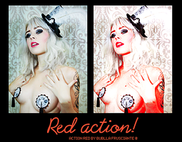 Action_Red by Bublla