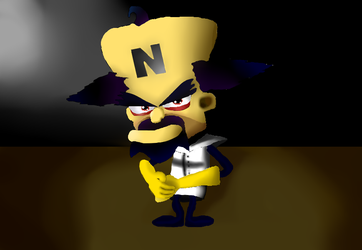 Cortex Had to do it to em by SpringBonnieNotTrap