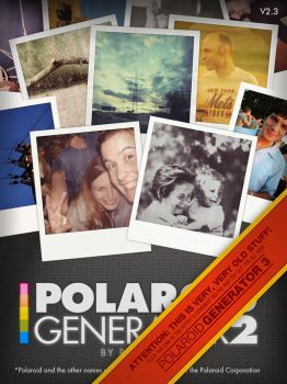 Polaroid GENERATOR V2 by rawimage
