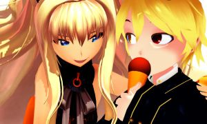 MMD Can i have some? by Shichi-4134