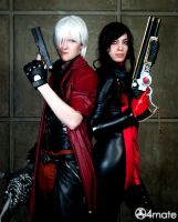 Dante- Hunter And The Witch by Rainbow-Spex
