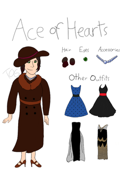 Ace of Hearts Reference by ThatOneGuy31415