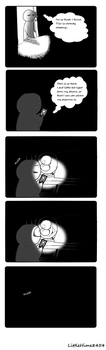 One night by LittleHime8454