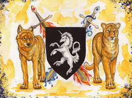 Crest of Honor by MorRokko