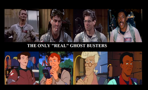 The only REAL Ghostbusters by Austria-Man
