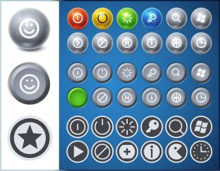 I like buttons 3c by MazeNL77