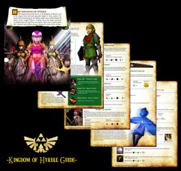 Hyrule Conquest Guide - Kingdom of Hyrule by UndyingNephalim