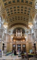 Kelvingrove interior by sequential
