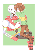 Please don't kill the skeleton by Stanxiety