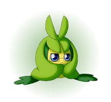 Dennis the Swadloon