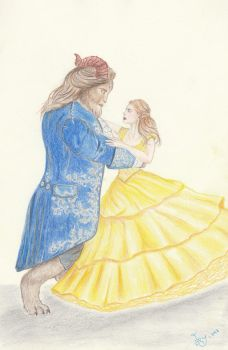 Beauty and the Beast by getupp