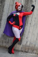 I'm a Superhero...Maybe! by GothicMary-Chan