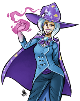 Great and powerful by TheArtrix