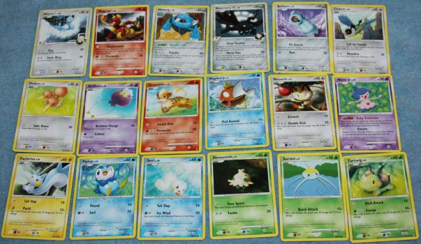 Pokemon Cards- 4Sale $.75Each - P16- NeedNewHomes by Lovely-DreamCatcher