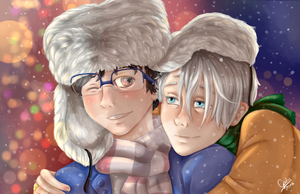 Cold Russian Winter by Gabyss-A