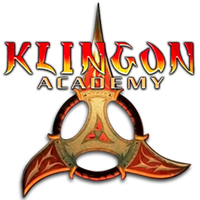ST Klingon Academy Icon by thedoctor45