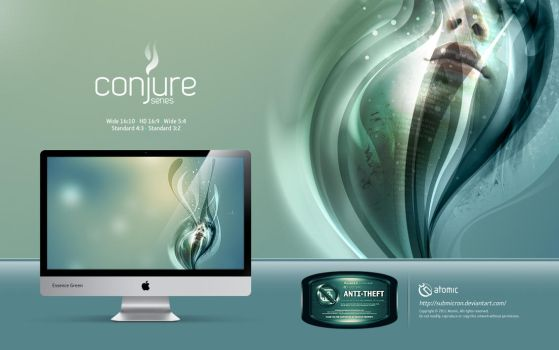 Conjure Essence Green by submicron