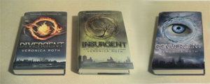 Divergent Trilogy by 4thElementGraphics