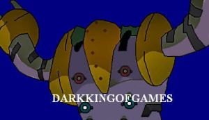 Contest Entry Dark Regigigas by Darkkingofgames