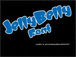 Font O7 Jelly Belly by PerfectSensati0nn