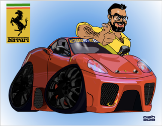 F430 CHALLENGE by elrealmich
