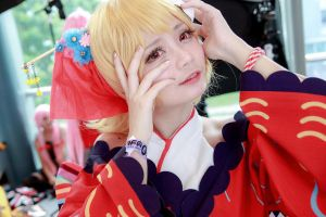 Touhou Project - Flandre Scarlet by Xeno-Photography