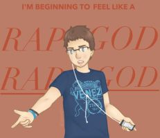 MiniLadd Rap God by Speediplier