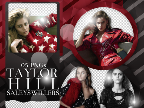 Taylor Hill PNG Pack #2 by irwinbae