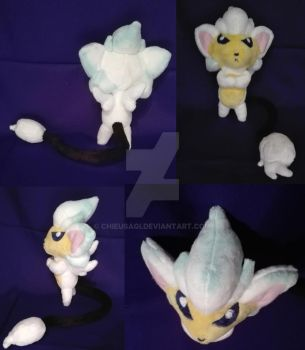 Star Guardian Soraka - Shisa Pet Plush by ChieUsagi