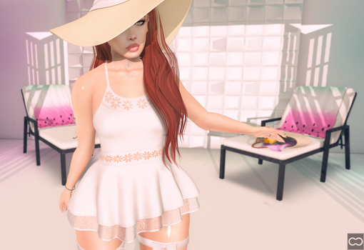 SL: With Your Sun Hats On by CryssieCarver