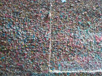 'Wall Of Gum' by techgnotic