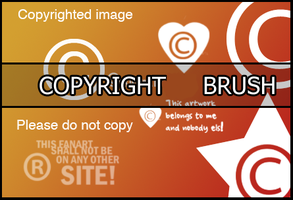 Copyright brush by Faeth-design