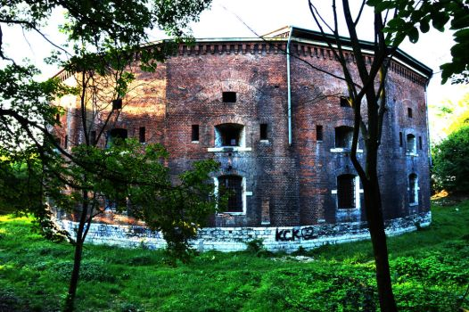 Fort St. Benedict by sathilia