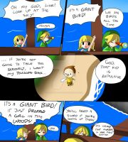 Wind Waker 2: Priorites by Final-Boss-Emiko
