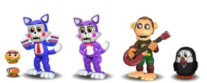 Five Nights at Candys World [Part 1] by TheGoldenGamer90010