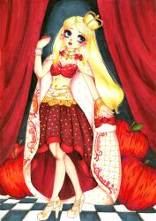 Apple White from Ever After High by MessiahDeath