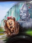 cowardly lion and the tin man by thepsychosisknights