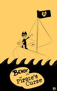 Bendy in the Pirate's Curse by MidnightBlaze16