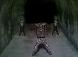 Tunnel Of Nightmare by Pyramiddhead