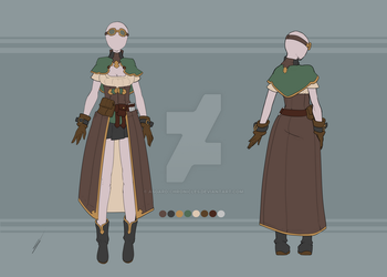 Adoptable - Outfit 18 SOLD by Asgard-Chronicles