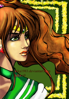sailor jupiter by kika1983
