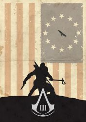 Assassins Creed 3 by LeeShackleton