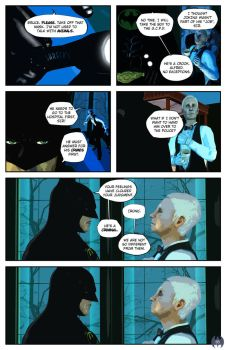 Batman: S.S #05 - PG3 by MrUncleBingo