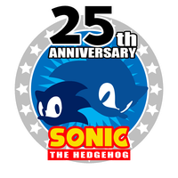 Sonic the Hedgehog 25th Anniversary by JMK-Prime