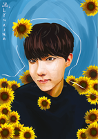 Jung Hoseok by Lynxina
