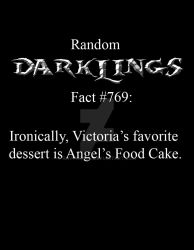 Darklings - Random Fact #769 by RavynSoul