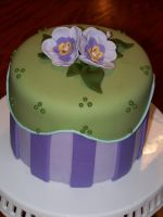 butterfly cake 2 by cakelover88