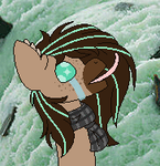 [Gift] Mint Crying by KittyGames0w0